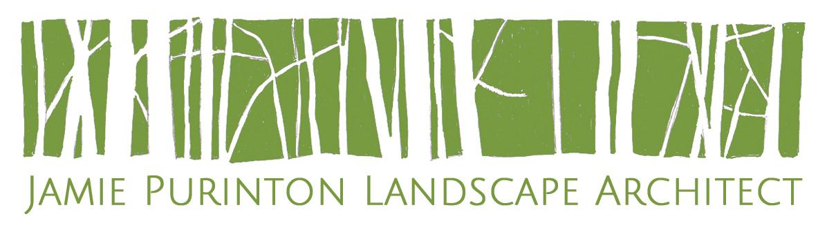 Jamie purinton landscape architect logo for Architecture logo